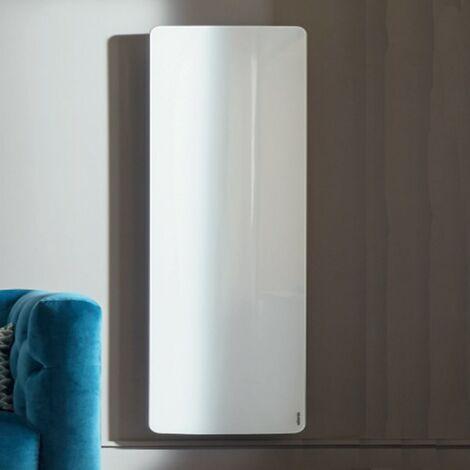Radiateur électrique Atlantic DIVALI Premium Vertcial Blanc 2000W Lumineux - 507641