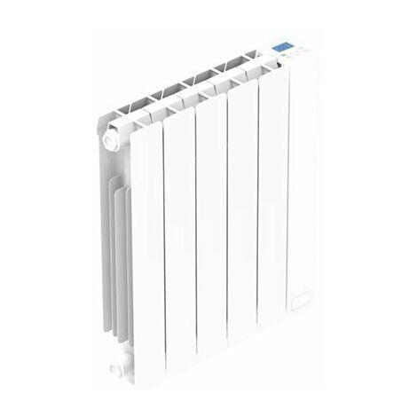 Radiateur électrique Axane Blanc - Horizontal - 500W