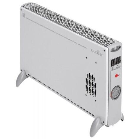 Radiateur électrique CALDORE - Convecteur au sol 2000 W - chauffage seul
