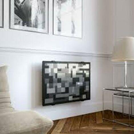 Radiateur électrique CAMPA CAMPAVER Select 3.0 Horizontal Modèle Pixel 1000W CMSD10HPIXL