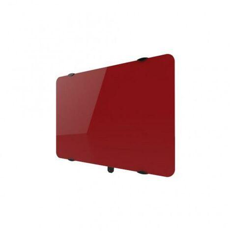 Radiateur électrique Campa - CAMPAVER Ultime 3.0 Horizontal Rouge carmin 1000W - CMUD10HCARM
