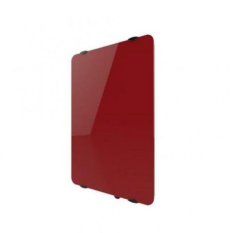 Radiateur électrique CAMPA CAMPAVER Ultime 3.0 Vertical Rouge Carmin 1000W CMUD10VCARM