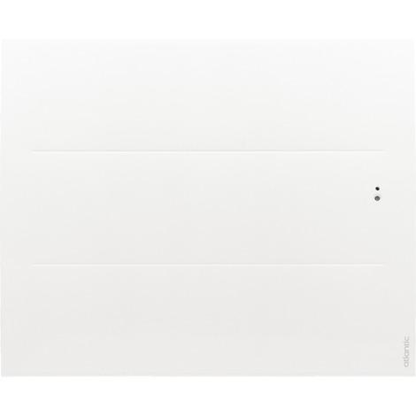 Radiateur électrique connecté Oniris 1500W blanc
