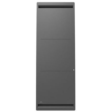 Radiateur electrique Fonte AIRELEC - AIREVO Smart ECOcontrol 1500W Vertical Anthracite - A693465