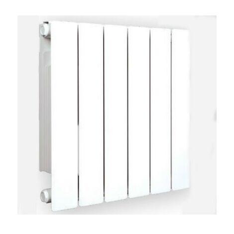 Radiateur électrique Inofluid - Horizontal - 1250W - Blanc