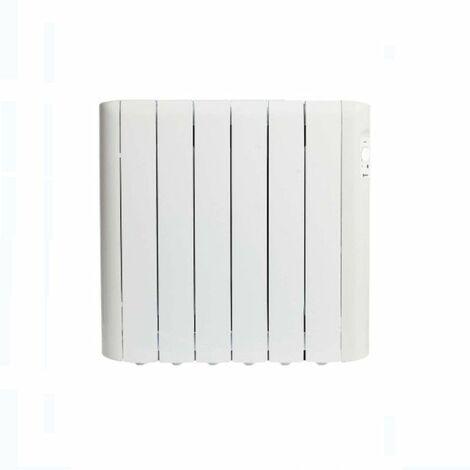 Radiateur électrique SIMPLY avec Bluetooth - Horizontal - 1500W - Blanc
