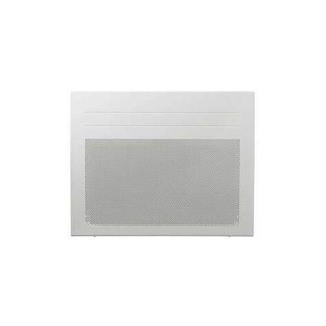 Radiateur électrique Solius Digital - Horizontal - 1250W - Blanc
