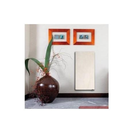 Radiateur électrique Tactilo - Vertical - 1300W - Sable-blanc