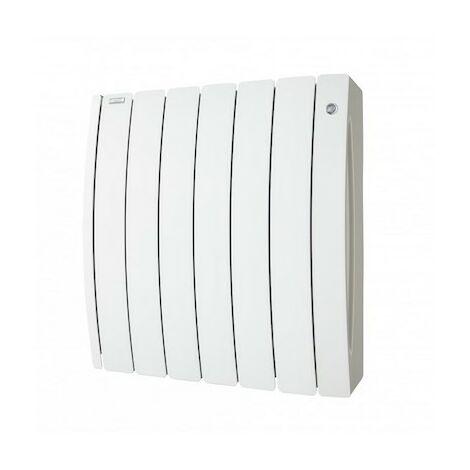 Radiateur électrique Taïga - Carré - 500W - Couleurs - White matt - 0556