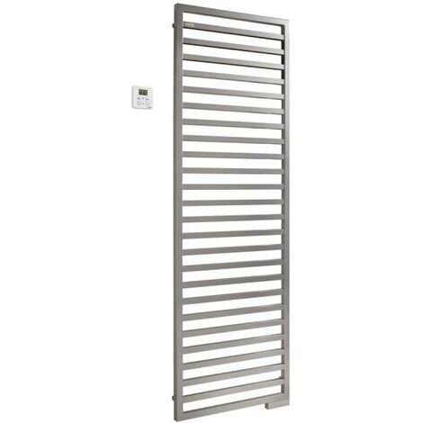Radiateur electrique vertical ACOVA KADRANE CHROME 300W - TKAO-030-040/GF