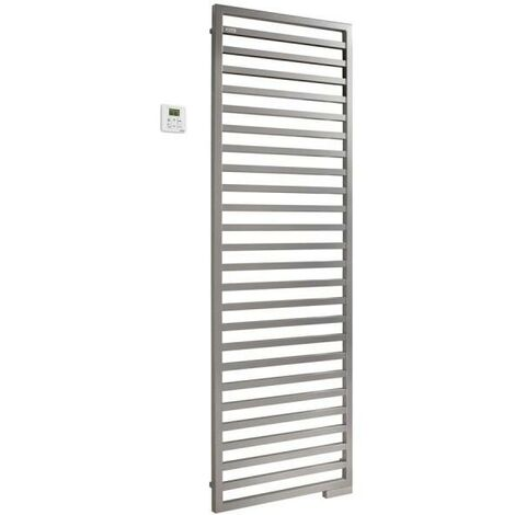 Radiateur electrique vertical ACOVA KADRANE CHROME 500W - TKAO-050-050/GF