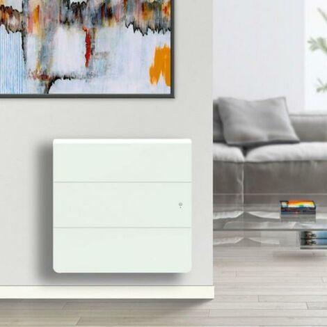 Radiateur en fonte horizontal Lena Smart ECOcontrol