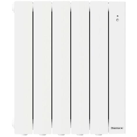 Radiateur fluide à détection Lisbonne 2 (FSC 2) horizontal blanc 2000W (443877)