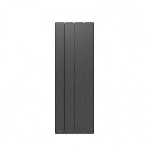 Radiateur Fonte AIRELEC - FONTEA Smart ECOControl 1500W Vertical Gris Anthracite - A693555