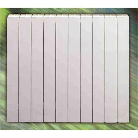 Radiateur Fonte-Alu BLITZ à composer - 1 élément - H : 877 mm - Puissance: 161 W