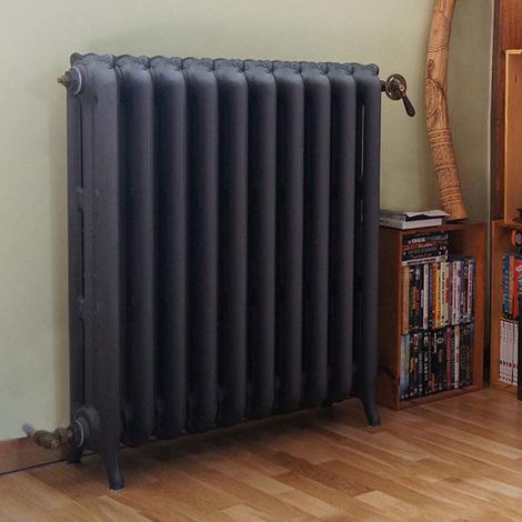 Radiateur fonte lisse - Hauteur 760mm (plusieurs tailles disponibles)