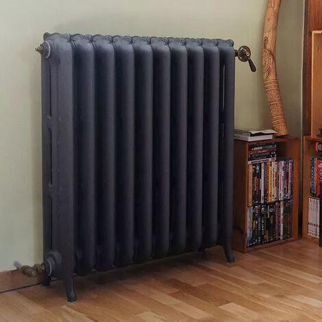Radiateur fonte lisse - Hauteur 950mm (plusieurs tailles disponibles)