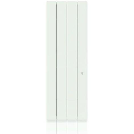 Radiateur Fonte NOIROT - BELLAGIO Smart ECOControl 1000W Vertical Blanc N1693SEFS