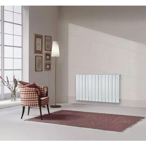 Radiateur fonte rideau : Hauteur 690mm (plusieurs tailles disponibles)