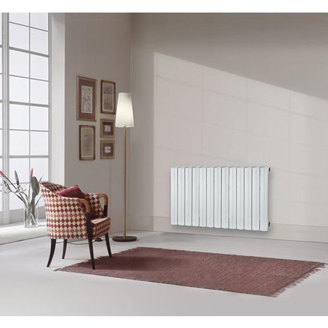 Radiateur fonte rideau - Hauteur 690mm (plusieurs tailles disponibles)