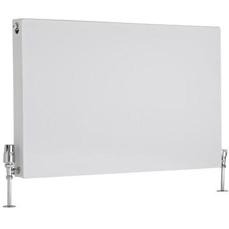 Radiateur Horizontal – Blanc – Type 21 – 60 x 100cm – Merus