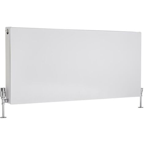 Radiateur Horizontal – Blanc – Type 21 – 60 x 140cm – Merus