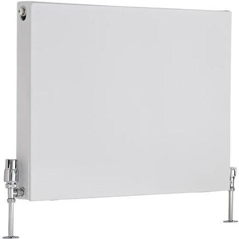 Radiateur Horizontal – Blanc – Type 21 – 60 x 80cm – Merus