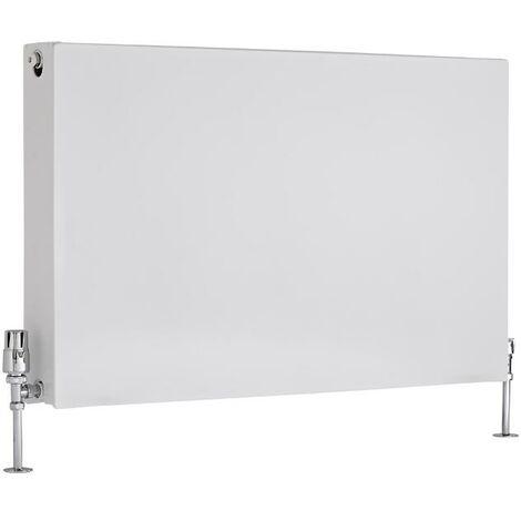 Radiateur Horizontal – Blanc – Type 22 – 60 x 100cm – Merus