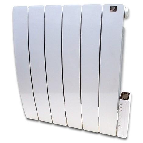 Radiateur inertie 900w fluide digital cintre ref.alfldc050006fb