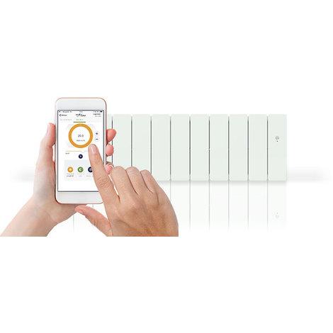 Smart control for electric radiators