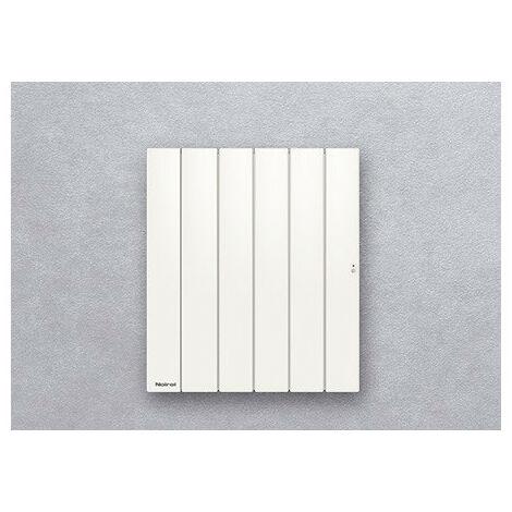 Radiateur inertie fonte Noirot Bellagio Smart ECOControl plinthe