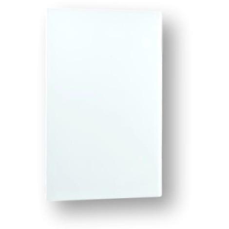 Radiateur infrarouge en verre 600W Blanc INFRAPOWER VCIR-60-90-600-G-W
