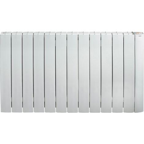 Radiateur à inertie fluide Galbéo R-Control Supra - 2000 W - Blanc