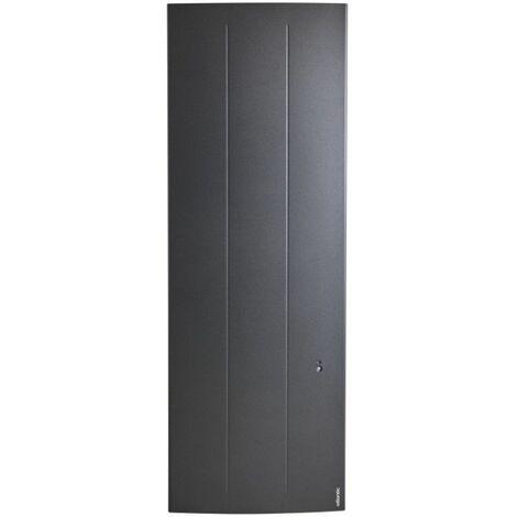 Radiateur Oniris connecté Pilotage intelligent - Vertical - 2000W - Gris