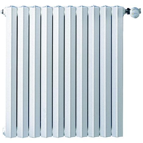 Radiateur panneau Fonte Baxi SAVANE Prépeint, hauteur 900mm, 1 élément, 3 colonnes 132w