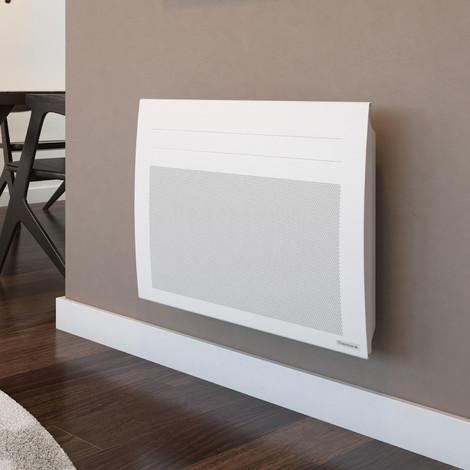 Radiateur Panneau rayonnant - Horizontal - Amadeus Digital - 1250W - Blanc - 443213 - Thermor