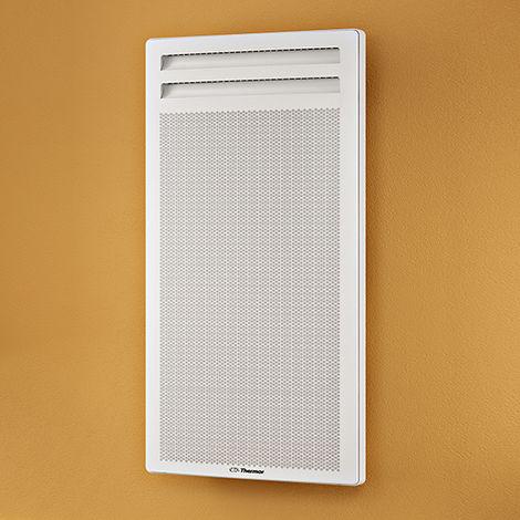 Radiateur rayonnant Amadeus 2 vertical 1000W blanc