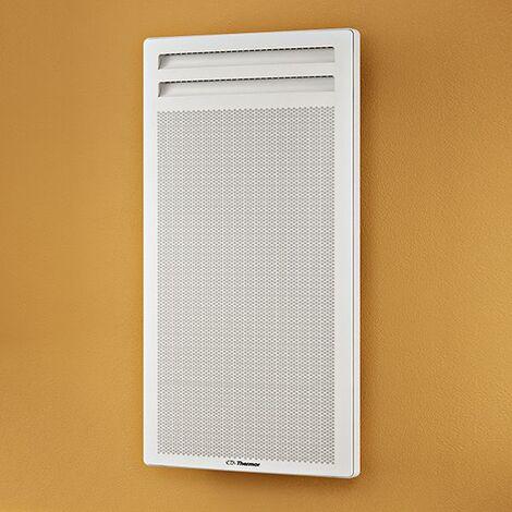 Radiateur rayonnant Amadeus 2 vertical blanc 1000W