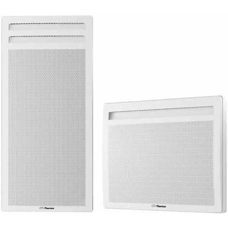 Radiateur rayonnant Amadeus 2 vertical blanc 1500W