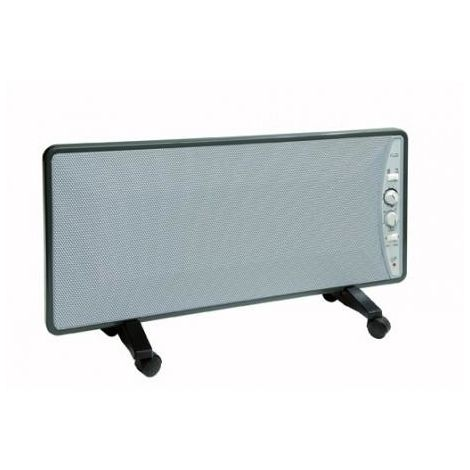 Radiateur rayonnant mobile CAMPA OSMOSE PERFECT Horizontal Gris céleste 1500W C 11215 R-2
