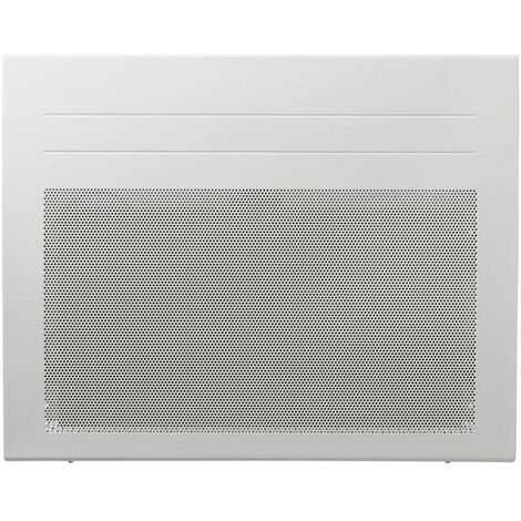 Radiateur rayonnant SOLIUS Digital horizontal 500W blanc