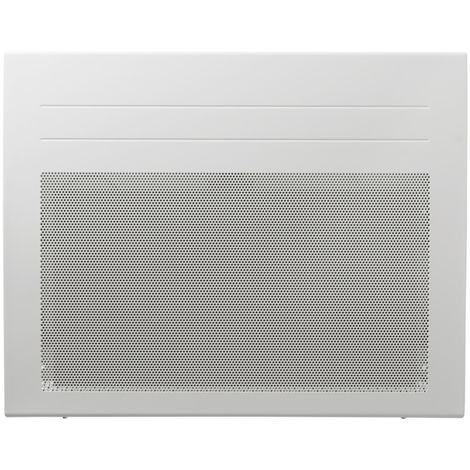 Radiateur rayonnant SOLIUS digital vertical 2000 W blanc