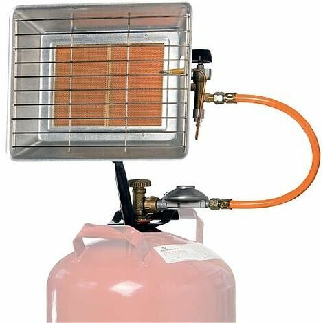 Radiateur reglable rayonnement Infrastar 2-4,3 kW
