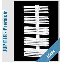 RADIATEUR SALLE DE BAINS sèche- serviettes JUPITER PREMIUM JP-10/50 430x500 BLANC
