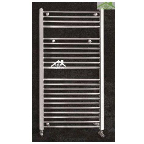 Radiateur sèche-serviette design vertical NILE 45x118 cm