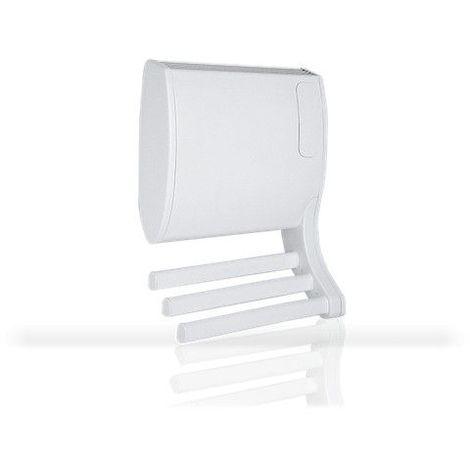 Radiateur sèche-serviettes avec barres soufflantes NOIROT Corelia D 00K2067FDEZ