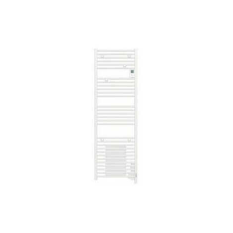 Radiateur sèche-serviettes Doris électrique digital 500W Blanc - blanc