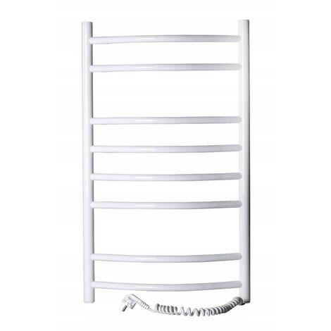 Radiateur sèche - serviettes électrique blanc TVB CL 120W