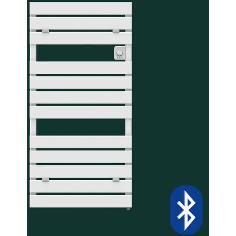 Radiateur sèche-serviettes électrique connecté Heatzy Flat 750