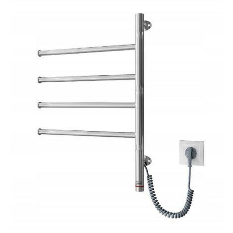 Radiateur sèche - serviettes électrique inox NORDIC 50W